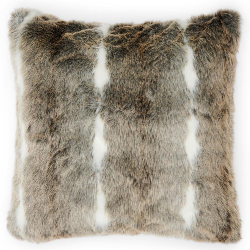 Capricorn Fur Pillow Cover 50x50 Riviéra Maison