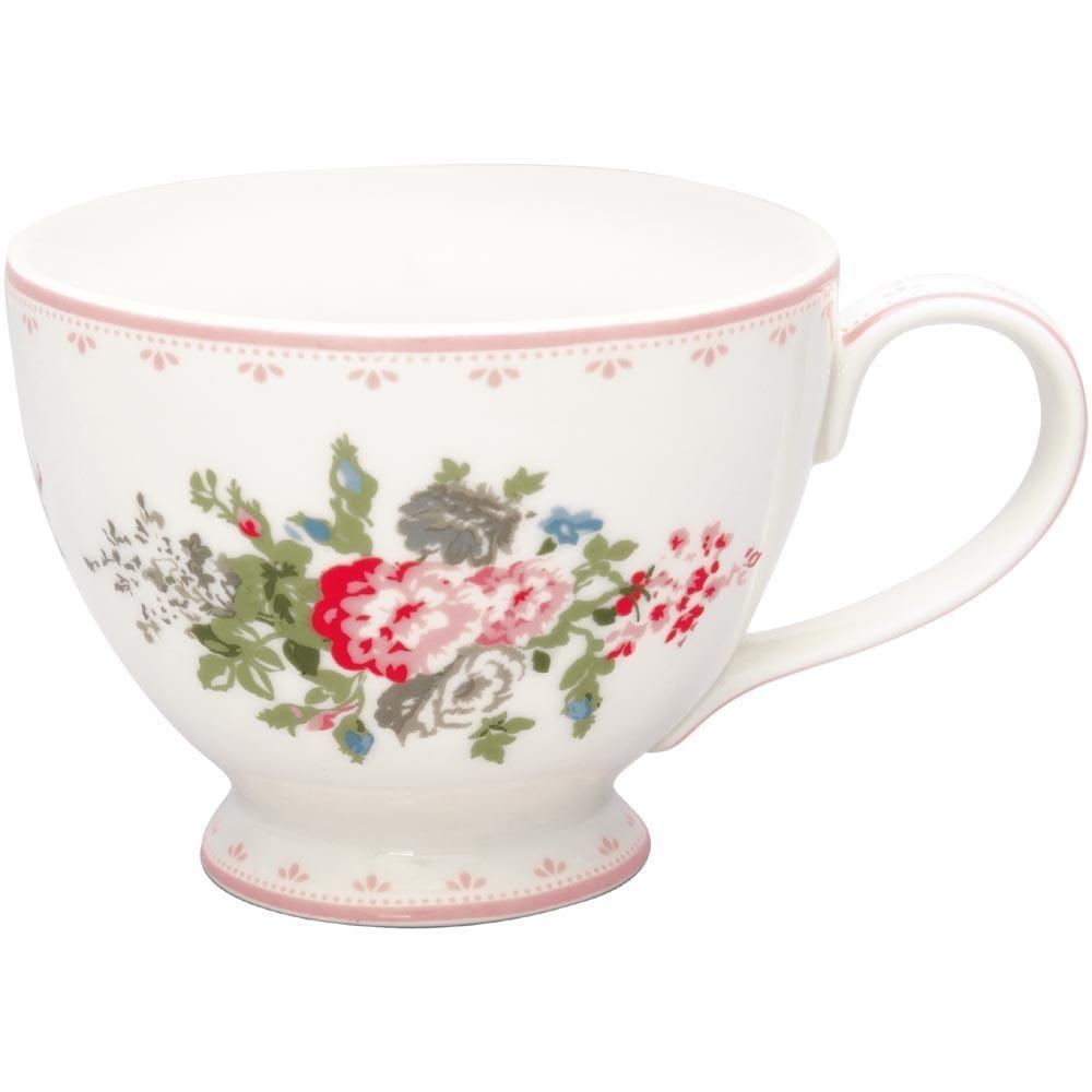 Teacup Peatrice pale pink Greengate