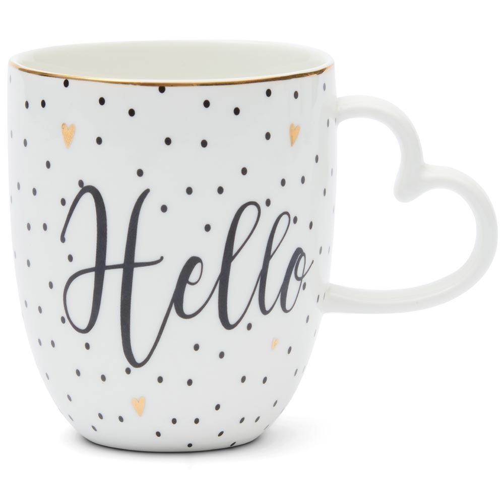 Say Hello Mug Riviéra Maison
