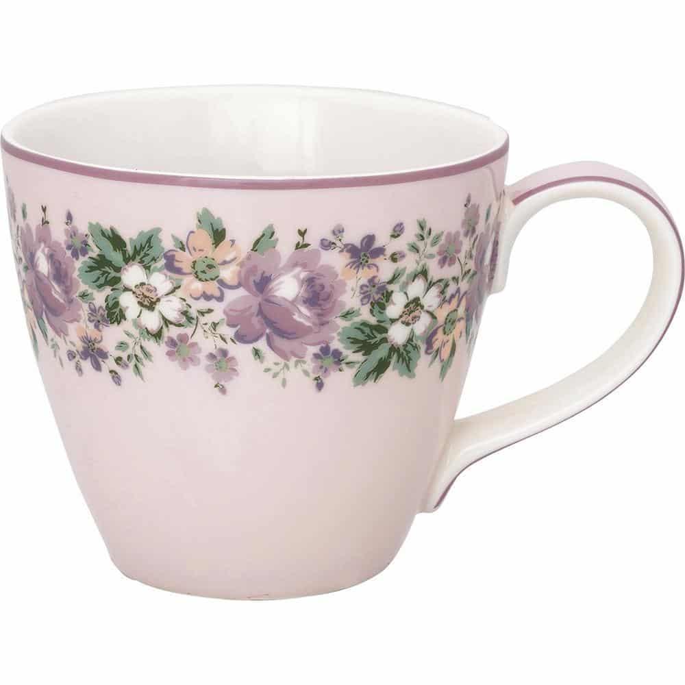 Mug Marie dusty rose Greengate