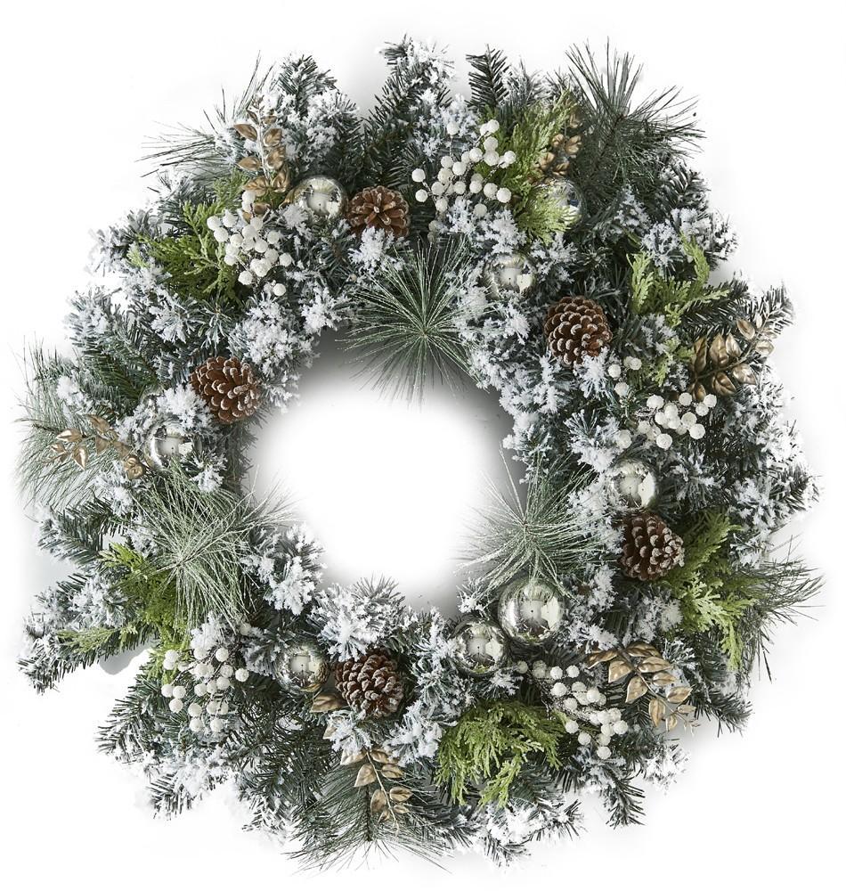An Amazing Christmas Wreath 100 cm Riviéra Maison