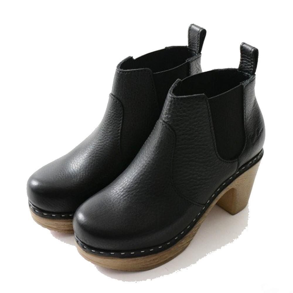 CALOU Doris boot black